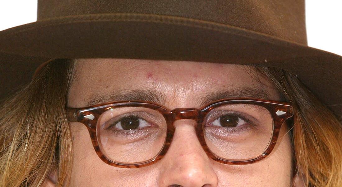 L attore americano Johnny Depp indossa un Borsalino CLAUDIO ONORATI ANSA ©  ANSA 88bf17f5484f