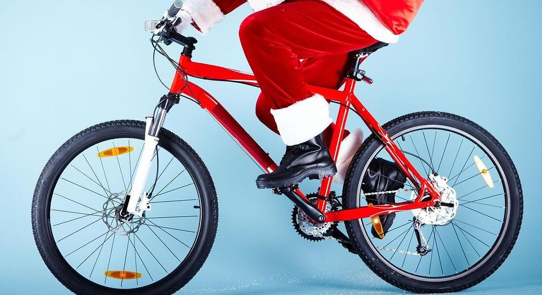 biciclette a Natale © ANSA