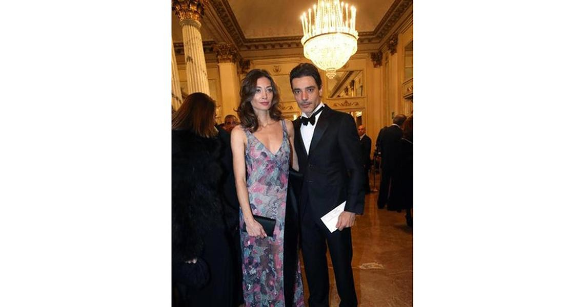 Prima della Scala 2016 Margareth Made & Giuseppe Zeno © ANSA