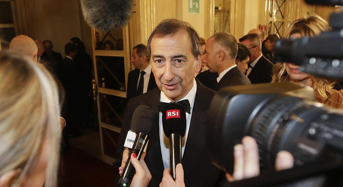 Il sindaco di Milano GIuseppe Sala © AP