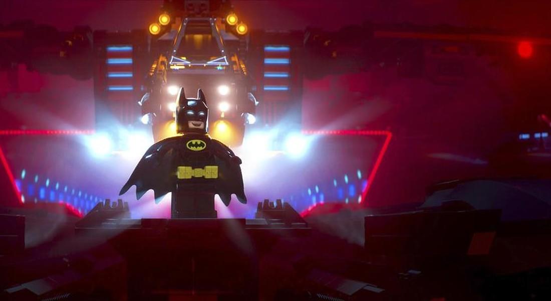 Film Review The Lego Batman Movie © AP