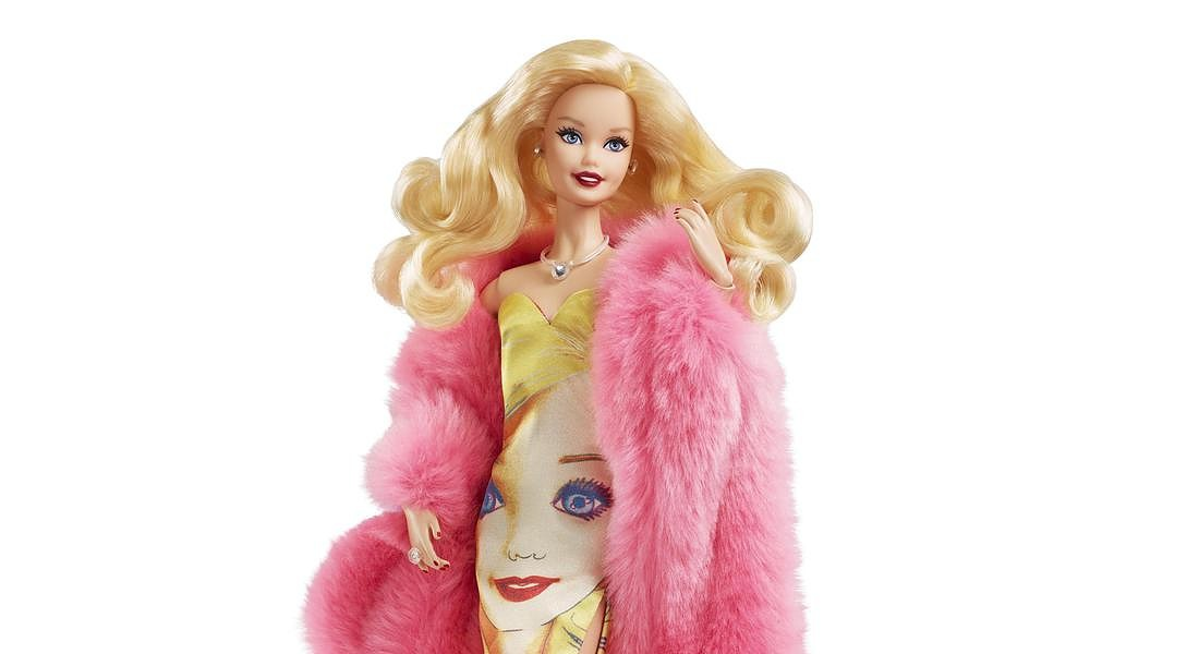 Barbie Andy Warhol © ANSA