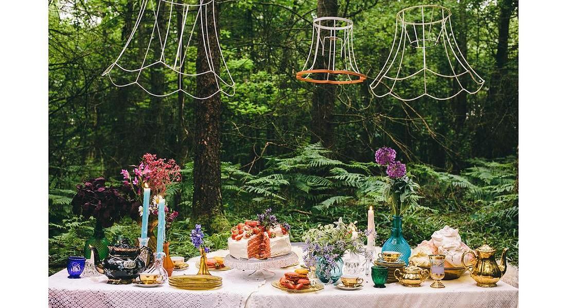 Pranzo Nuziale In Inglese : Matrimonio in giardino 4 idee per un ricevimento nel verde design