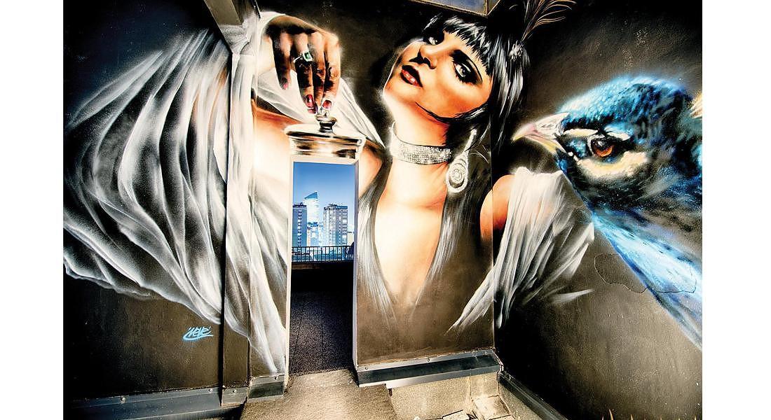 hotel NYX Milano © ANSA