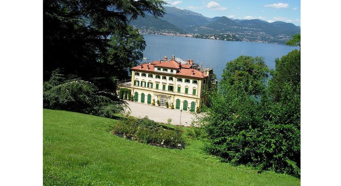 Parco di Villa Pallavicino_Ph. Marianna Galimberti_Archivio Grandi Giardini Italiani © ANSA