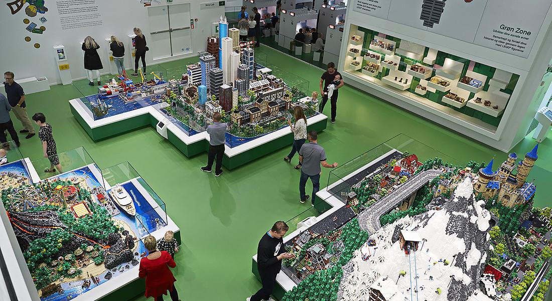 Lego House apre le porte a Billund © Ansa