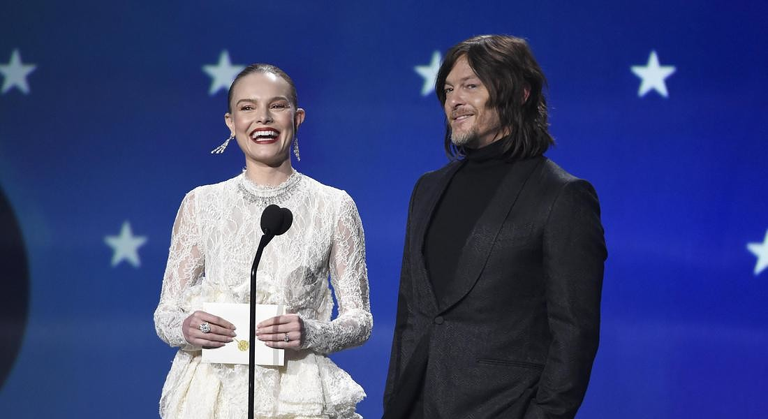 Kate Bosworth,Norman Reedus © AP