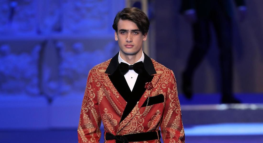 Milan Fashion Week: Dolce&Gabbana © ANSA