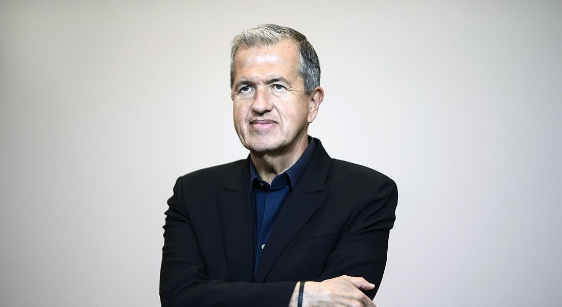 Photographer Mario Testino suspended from working with fashion magazines © EPA