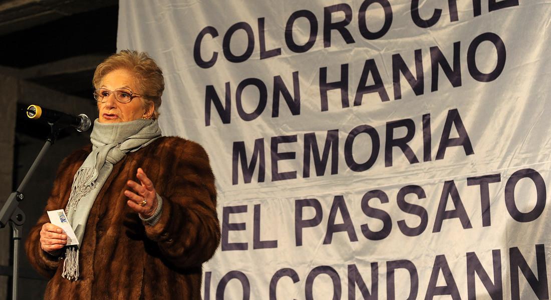 Mattarella nomina Liliana Segre senatrice a vita © ANSA