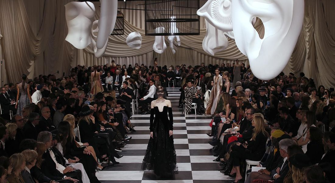 Paris Fashion Christian Dior © AP