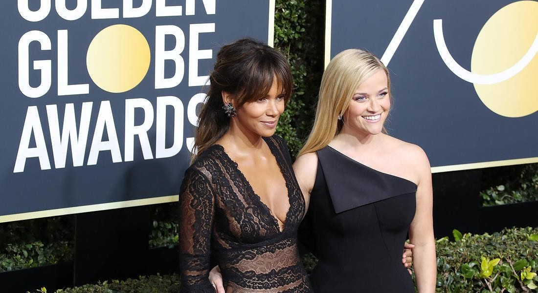 Halle Berry e Reese Witherspoon © EPA