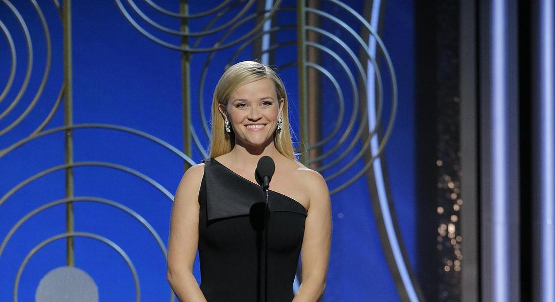 75th Annual Golden Globe Awards - Reese Witherspoon © AP