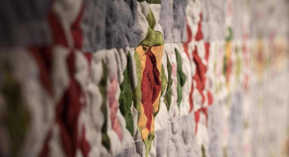 Patchwork, l'arte che unisce © ANSA