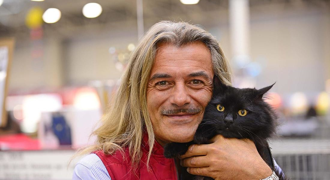 'Super cat show', credit Gianluca Coiro © ANSA