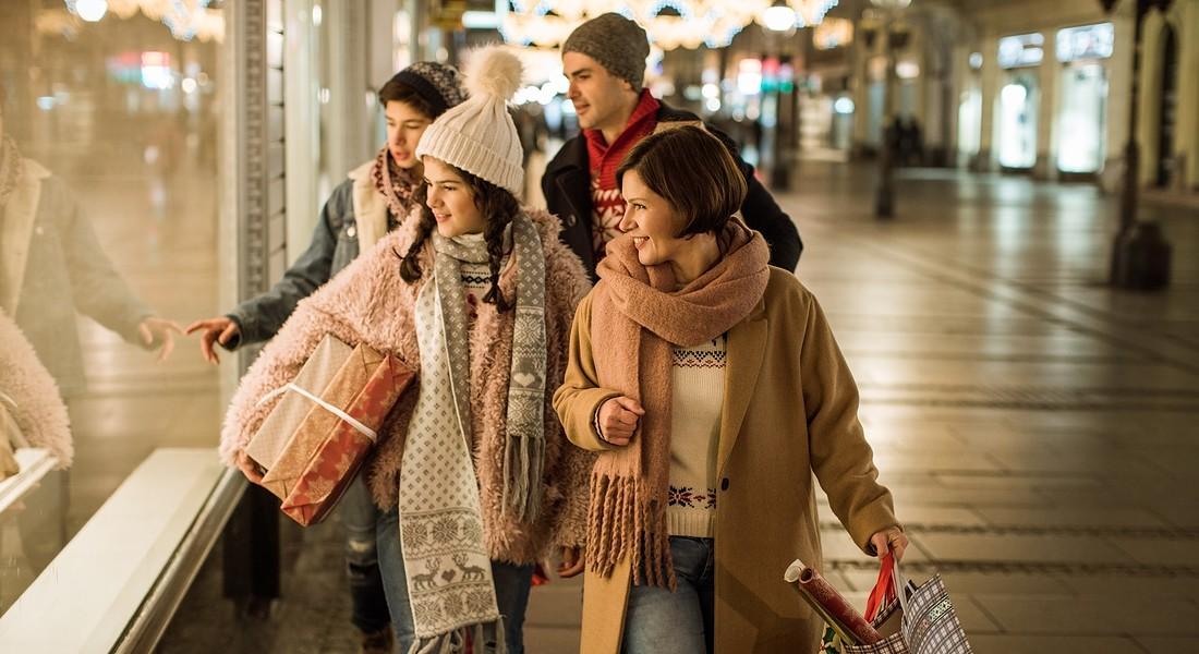 La stagione dello shopping foto iStock. © Ansa