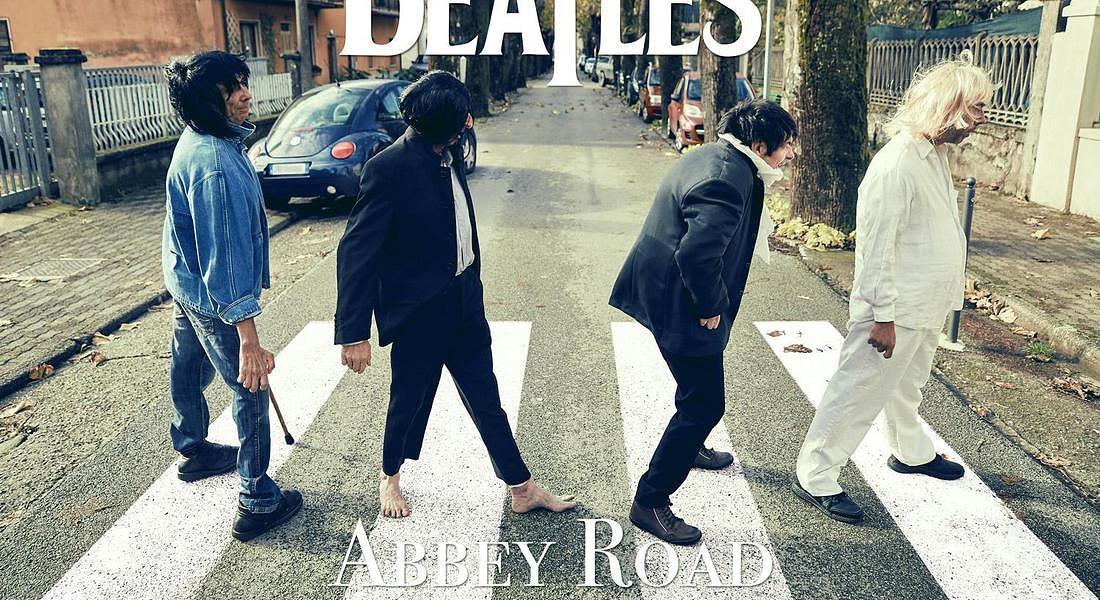 Abbey Road, 50 anni fa lo scatto con i Beatles /VIDEO - People - ANSA.it