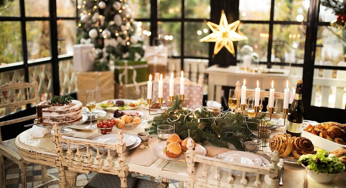 Natale 5 consigli per decorare la casa con stile design for Abbellire la classe per natale