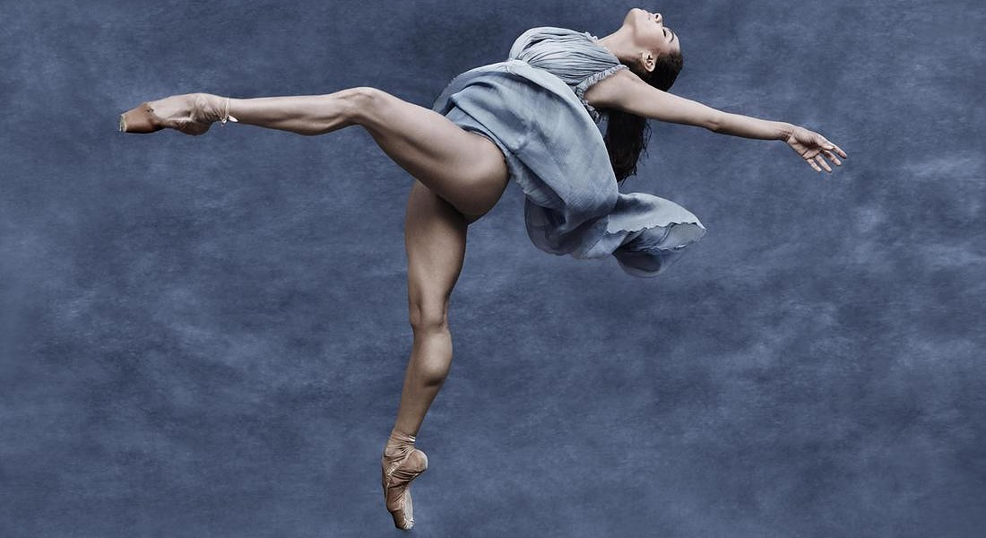 Calendario Pirelli 2019 The Cal 2019 by Albert Watson: MISTY COPELAND © ANSA
