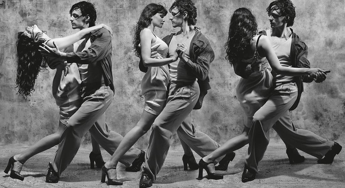 Calendario Pirelli 2019 The Cal 2019 by Albert Watson: il tango di LAETITIA CASTA e SERGEI POLUNIN © ANSA