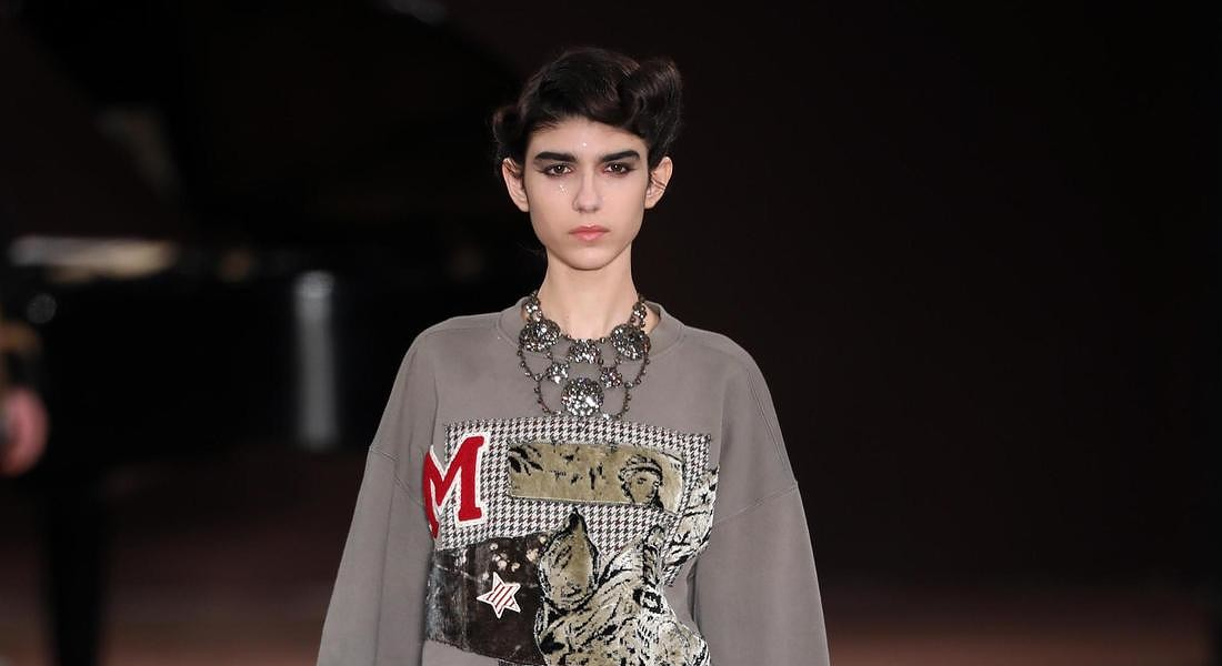 Milan Woman Fashion Week: Antonio Marras © ANSA