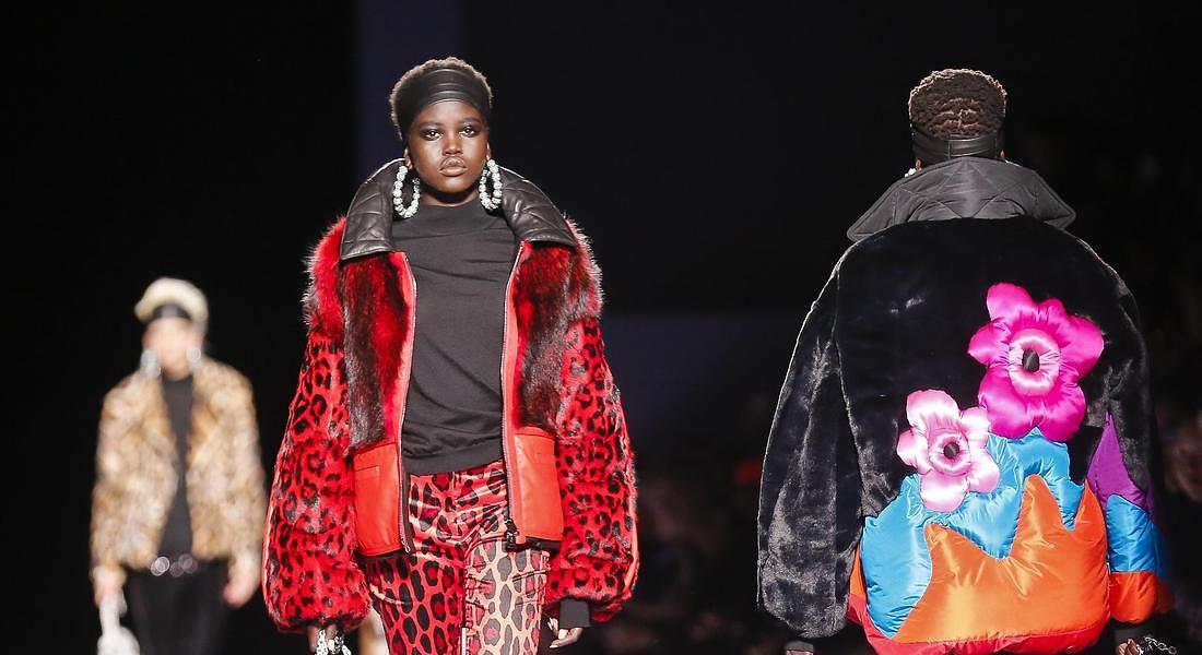 Addio vegano a pelliccia da stilista che apre fashion week a NY 8698d31f555