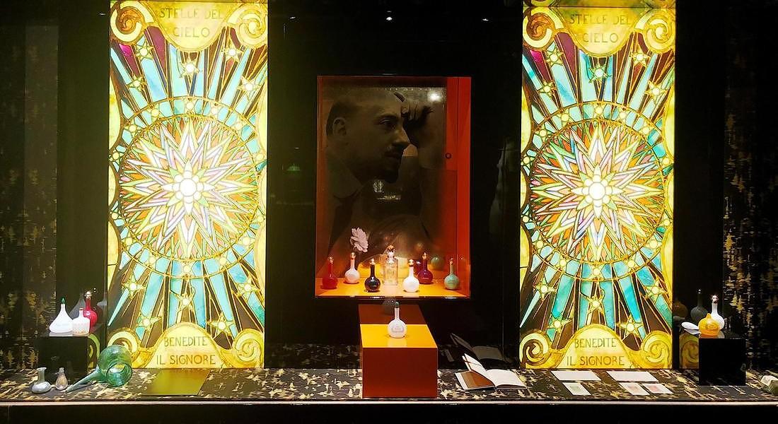 Mostra D'Annunzio e l'Arte del Profumo- Odorarius Mirabilis © ANSA