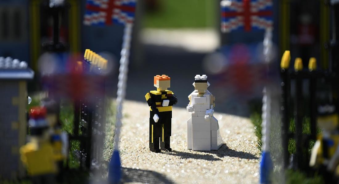 Royal Wedding feature © EPA