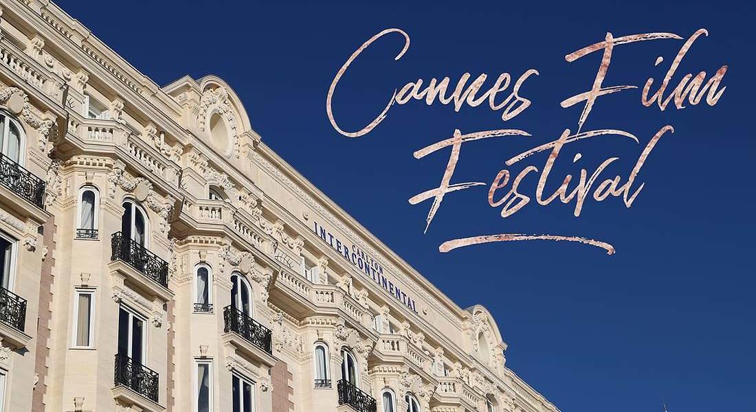 Il Carlton a Cannes. L'albergo lusso della Croisette ospita la Dpa gift suite © Ansa