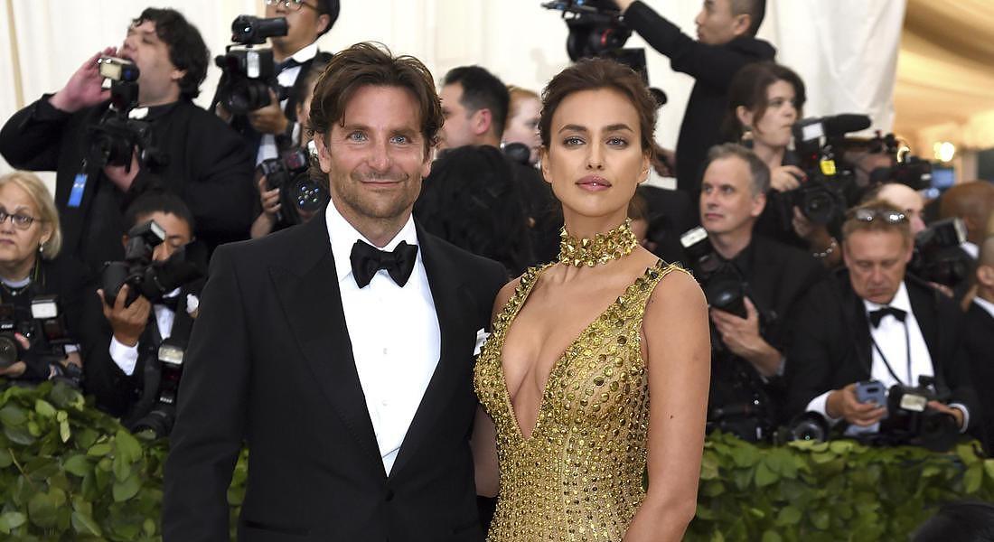 Bradley Cooper e Irina Shayk al galà del Met 2018 © AP