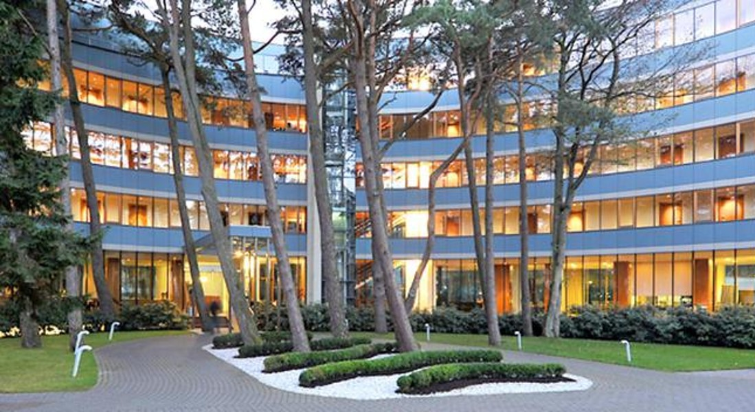 SPA WINNER 2018 SPA Palanga Spa Luxury Hotel, Lituania, vincitrice ESPA 2018 come best innovative Spa Hotel © ANSA