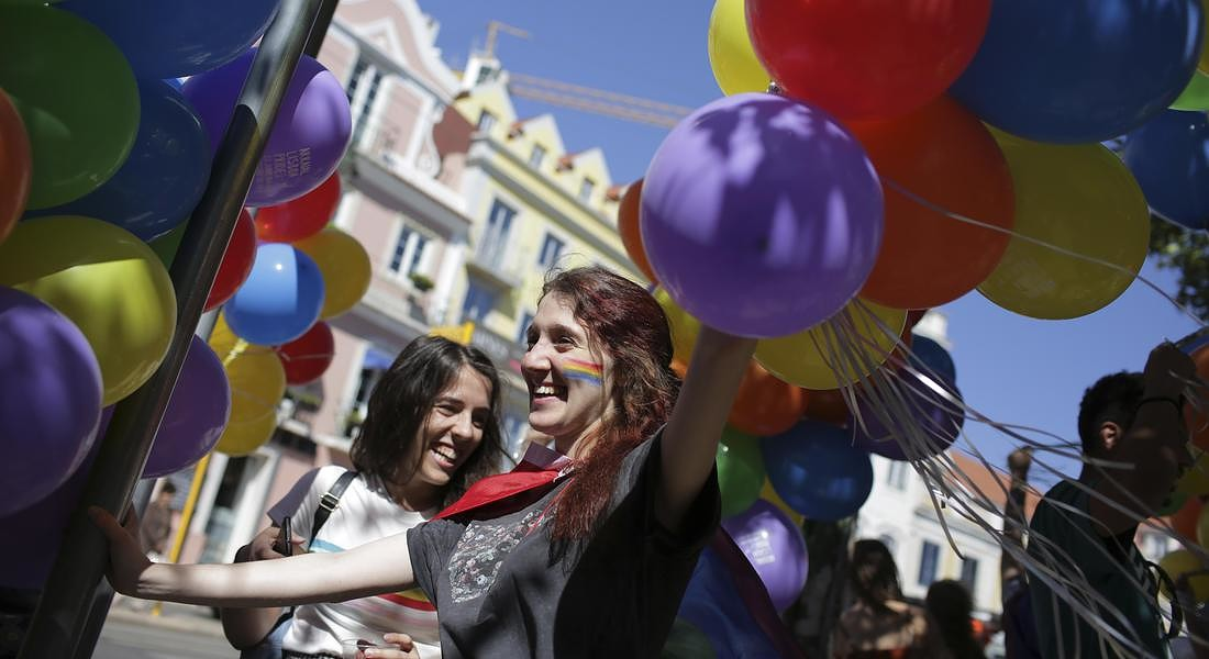 Portugal Gay Pride © AP