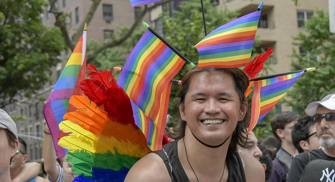 49th annual New York City Gay Pride March © EPA