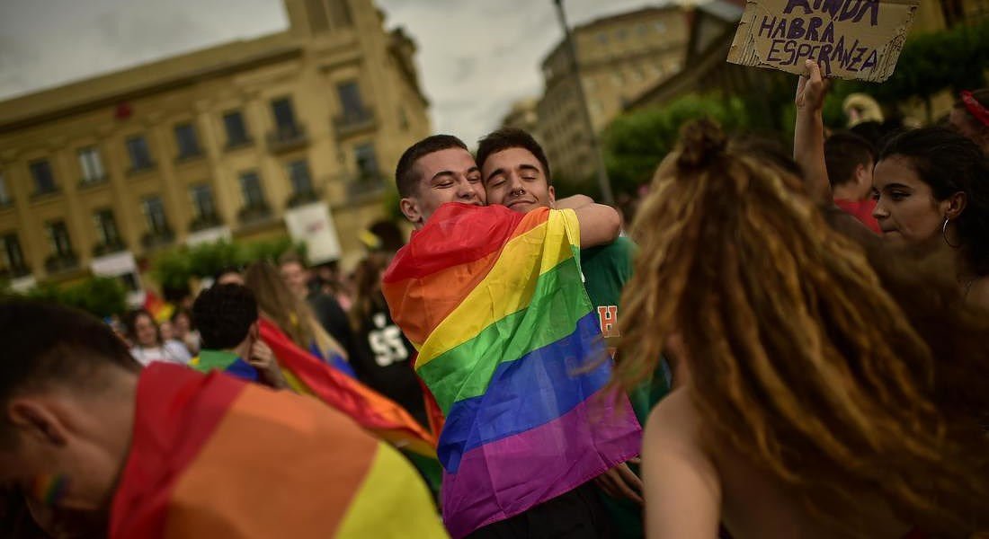 Spain World Pride Day © AP