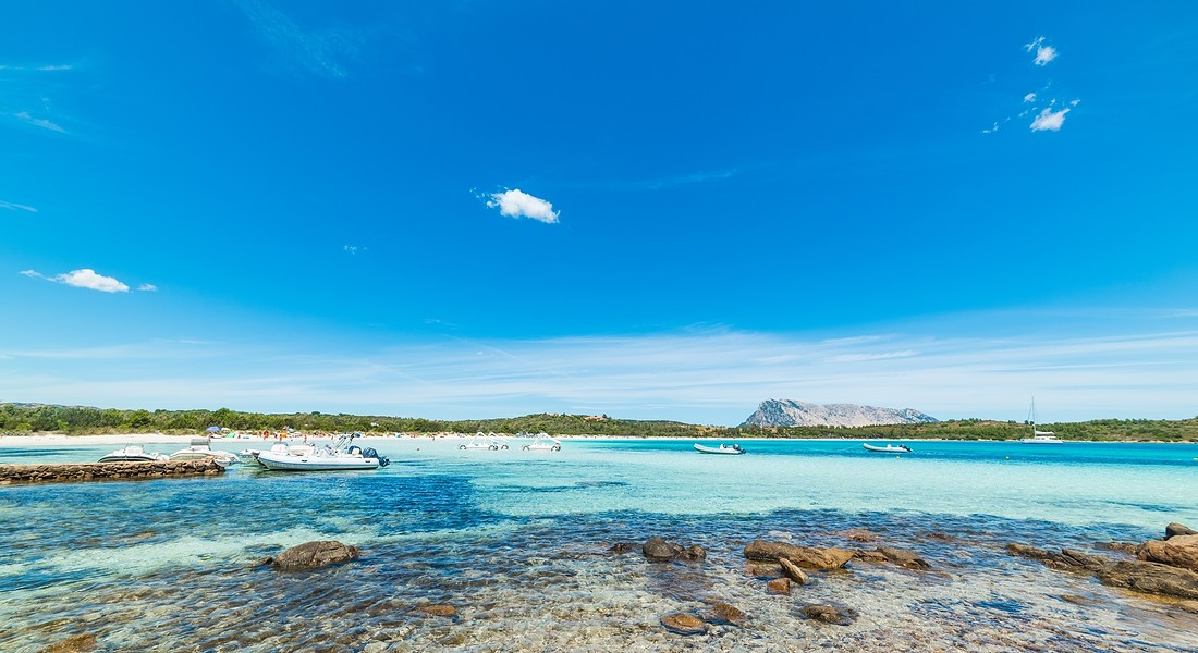 Cala Brandichini in Sardegna foto iStock. © Ansa
