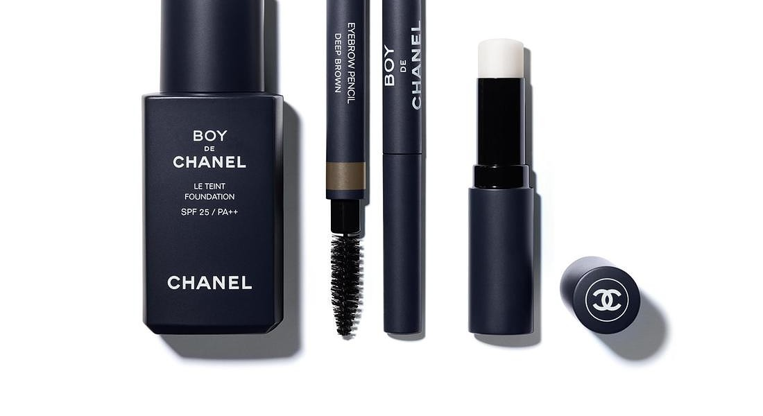 Boy De Chanel, nuova linea make up per lui © ANSA