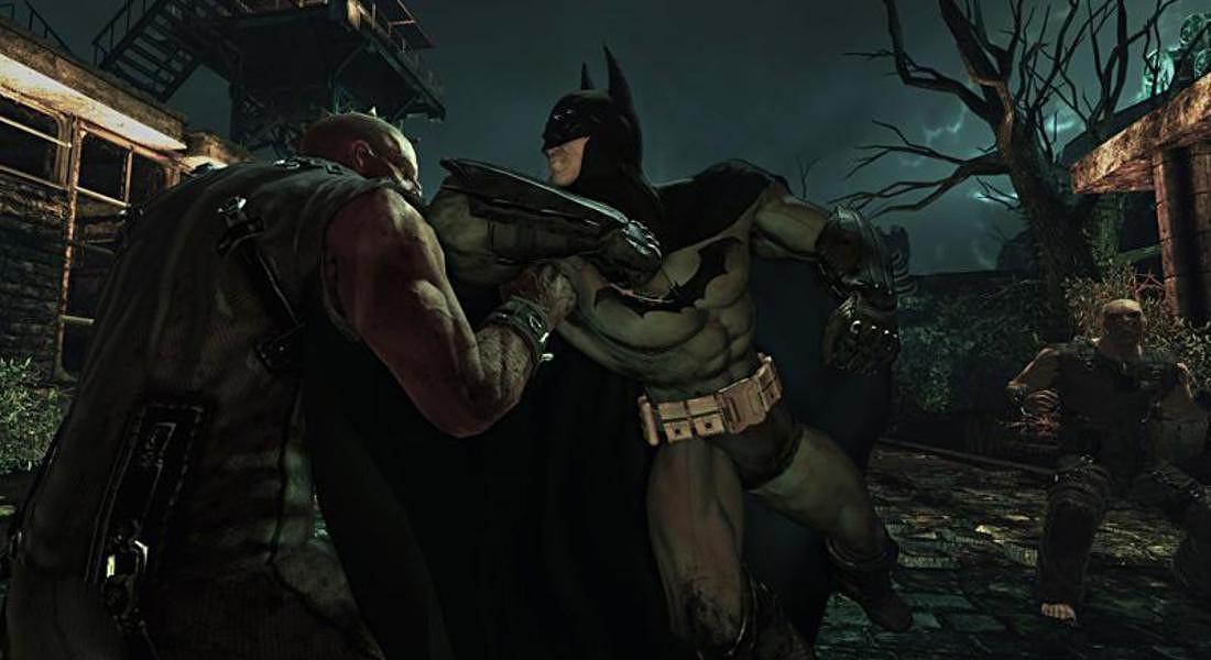 Batman Arkham Asylum © ANSA