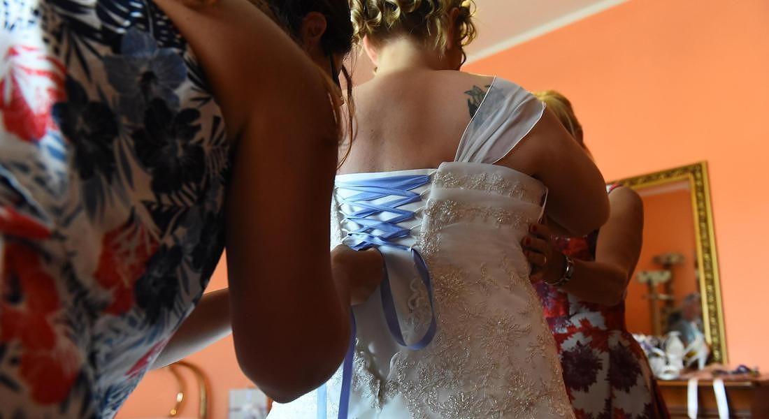 Sposa Formosa, primo atelier abiti da sposa per taglie plus size © ANSA