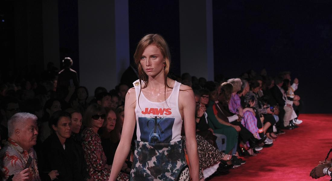 Fashion Calvin Klein © AP
