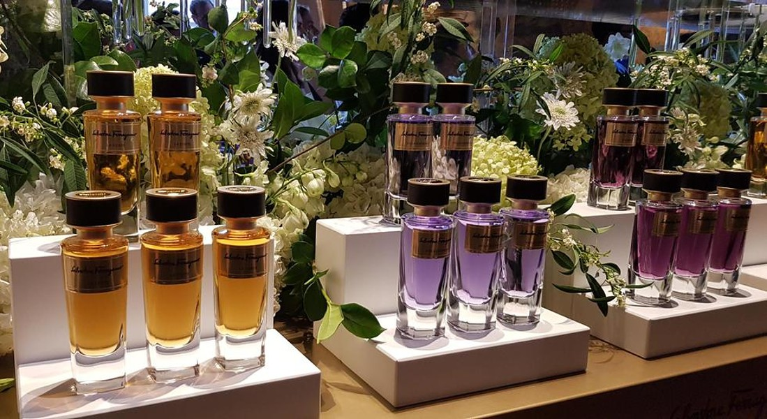 Salvatore Ferragamo Tuscan Creations, collezione di fragranze artistiche ispirate alla Toscana © ANSA