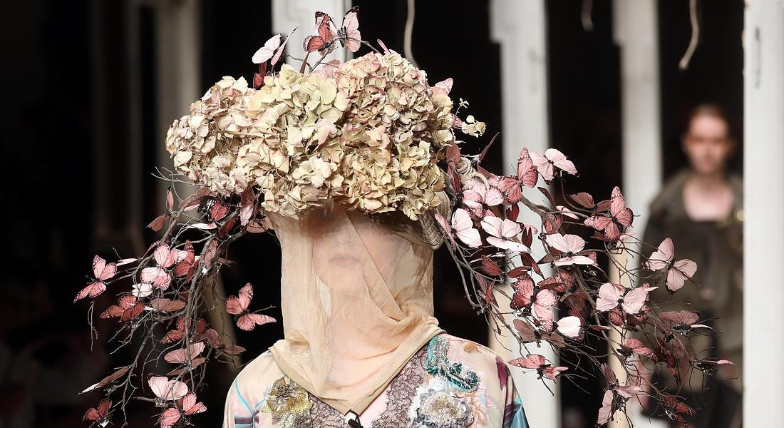 Milan fashion week: Antonio Marras © ANSA