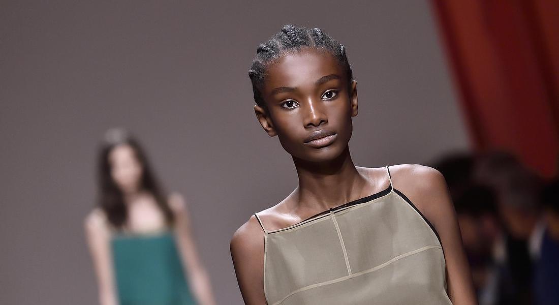 Salvatore Ferragamo - Runway - Milan Fashion Week S/S 18/19 © ANSA