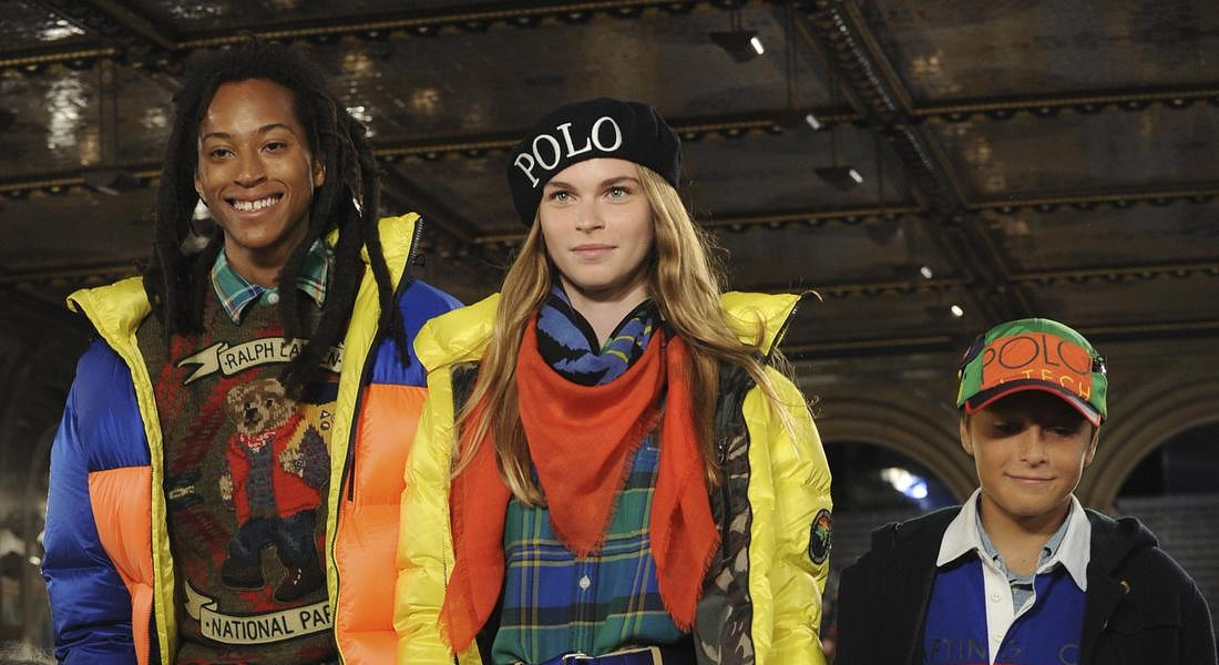 Fashion Ralph Lauren © AP