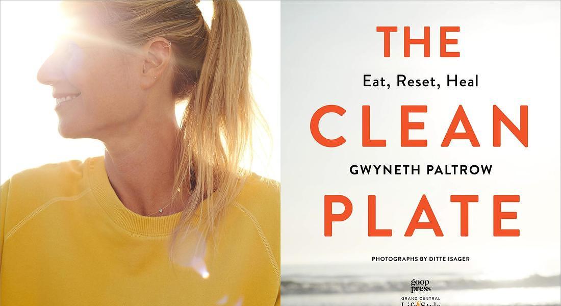 The Clean Plate Gwyneth Paltrow © ANSA
