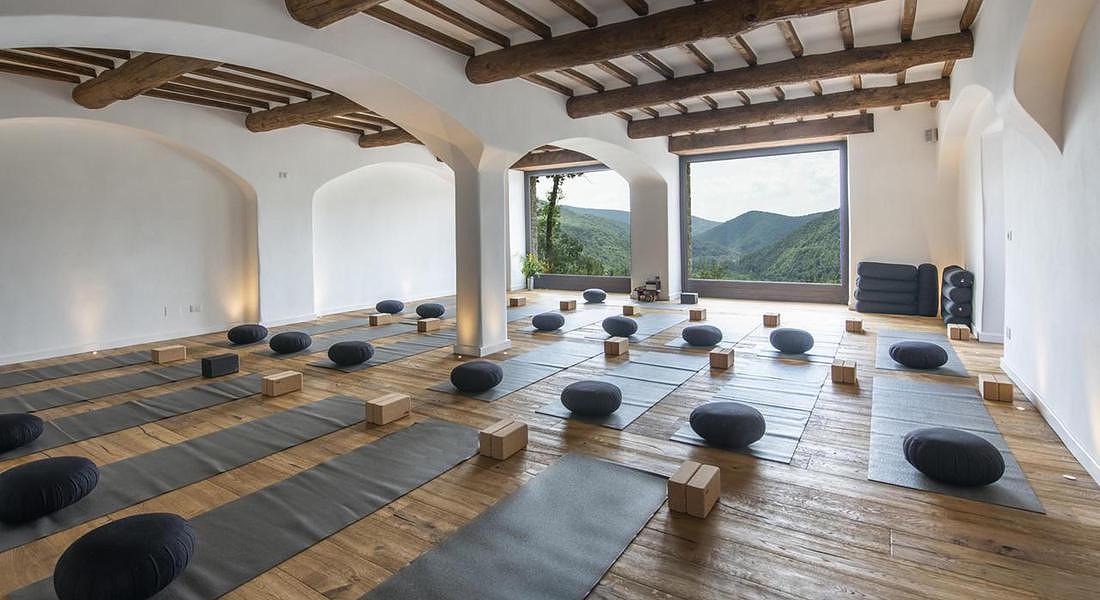 Eremito, Parrano, Umbria vacanze spirituali e corsi relax © ANSA