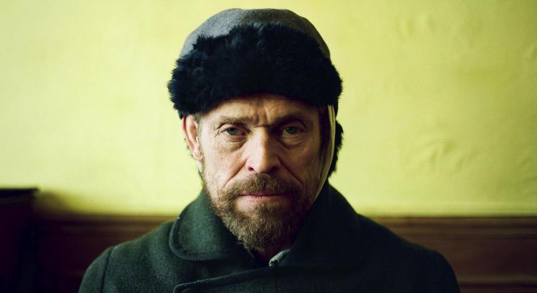 Willem Dafoe in Van Gogh © AP
