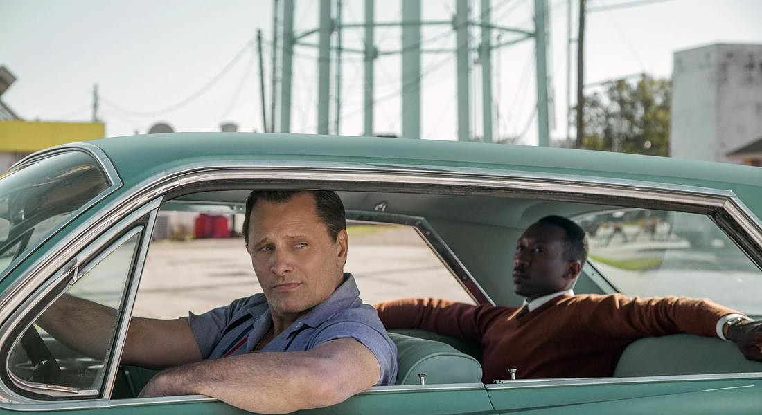 Una scena di GREEN BOOK © AP