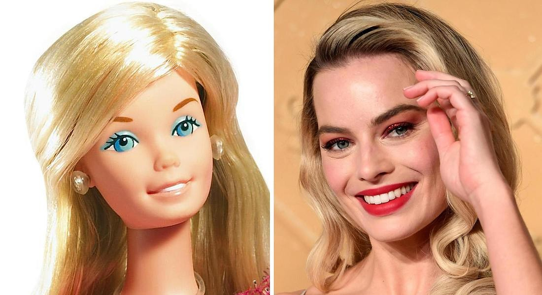 Margot Robbie - Barbie © ANSA