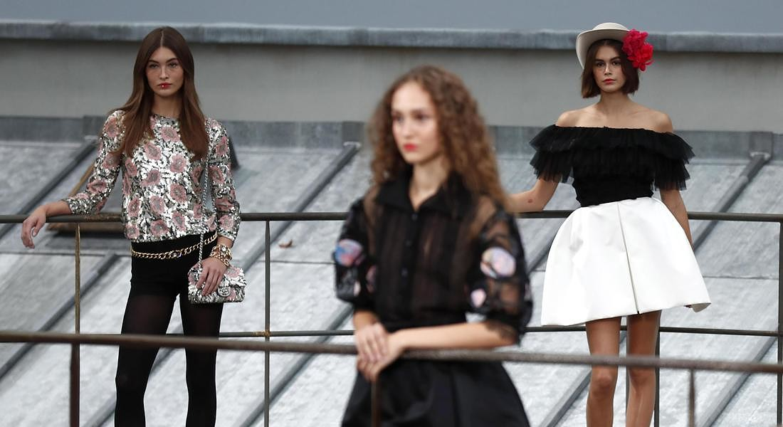Chanel - Runway - Paris Fashion Week Women S/S 2020 © EPA