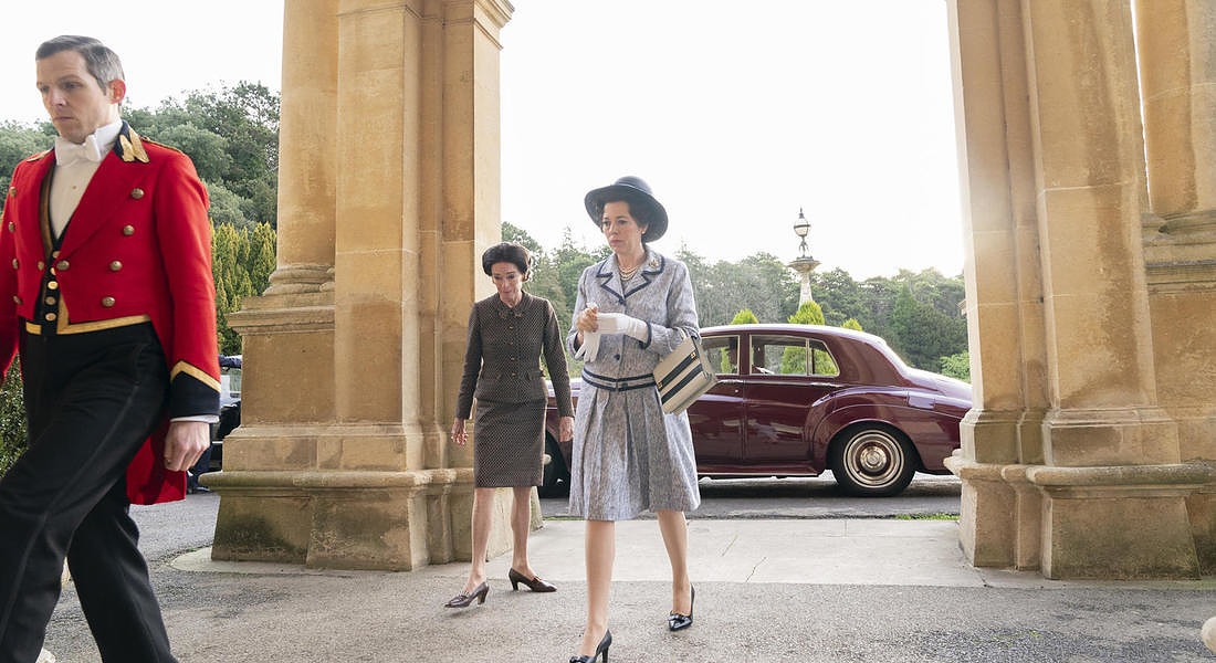 The Crown terza stagione @ Netflix © Ansa